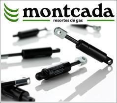 EXPOSITOR DE AMORTIGUADORES DE PORTON  Montcada