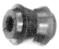 Metalcaucho 00129 - SOPORTE ESCAPE FIAT TIPO