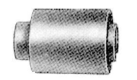 Metalcaucho 00151 - SILENTBLOC TRAPECIO SUPR. 124