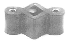 Metalcaucho 00156 - SILENTBLOC TRAPECIO SUPR. 124