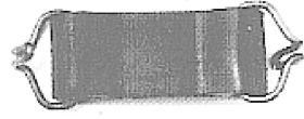 Metalcaucho 00158 - GOMA TIRANTE SUSPNS TRAS 124