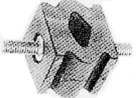 Metalcaucho 00205 - GOMA BARRA ESTBILIZ. R-4/5/6
