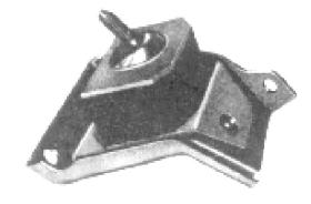 Metalcaucho 00239 - SILENTBLOC TRAPECIO SUP.RENAULT