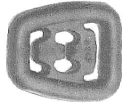 Metalcaucho 00243 - SOPORTE MOTOR IZQDO R-4/5/6