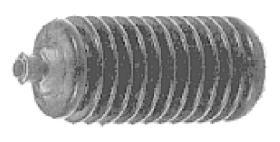Metalcaucho 00350 - KIT L/RDA CITROEN BX (CONO)