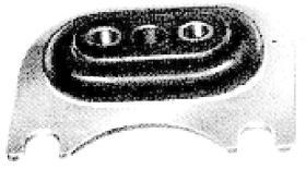 Metalcaucho 00403 - ABRAZADERA TUBO ESCAPE 45 MM