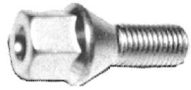 Metalcaucho 00792 - TUERCA COLECTOR SEAT