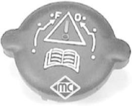 Metalcaucho 03548 - TAPON BOTELLA PEUG 1,00 BAR