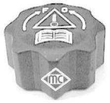 Metalcaucho 03560 - TAPON DEP. REFR.  AVEO-KALOS-MATIZ