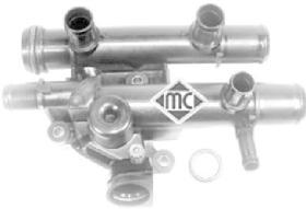 Metalcaucho 03646 - CAJA TERM.MEGANE-SCENIC-MOVANO-CLIO