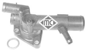 Metalcaucho 03670 - BOQUILLA AGUA CLIO-MEGANE