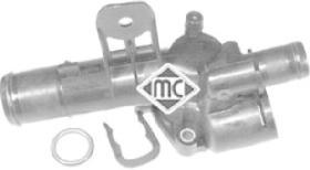Metalcaucho 03679 - TAPA CON TERMOSTATO RENAULT 1.5D