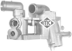 Metalcaucho 03693 - CAJA CON TERM.KANGOO-MEGANE-SCENIC