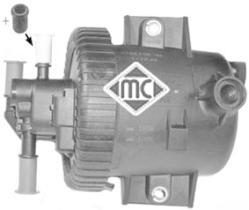 Metalcaucho 03836 - FILTRO GAS-OIL BERLINGO HDI