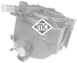 Metalcaucho 05392 - FILTRO GAS-OIL BERLINGO 2.0 HDI