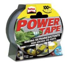 Nural 1659547 - PATTEX POWER TAPE BL 50X5 M.BLANCO